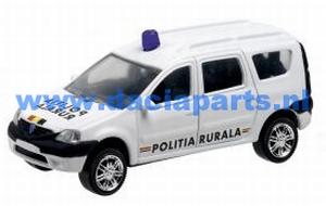 MODEL AUTO DACIA LOGAN MCV POLITIE