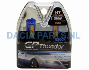 XENON LOOK LAMPENSET H7 55W GP THUNDER