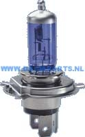 H4 LAMPSET XENON BLAUW 60/55WATT E-KEUR